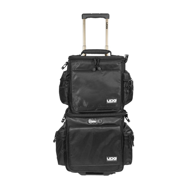 UDG Ultimate TROLLEY SET DELUXE MK2 (Black/Orange Inside)
