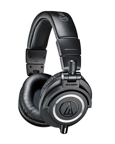 Audio Technica ATH-M50X Studio Headphones Black