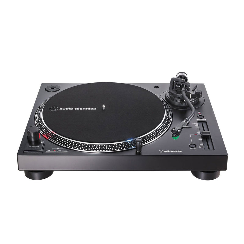 Audio-Technica LP120XUSB Direct-Drive Turntable (Black) w/ VM95E Cartridge