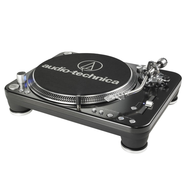 Audio Technica AT-LP1240 USB DJ Turntable