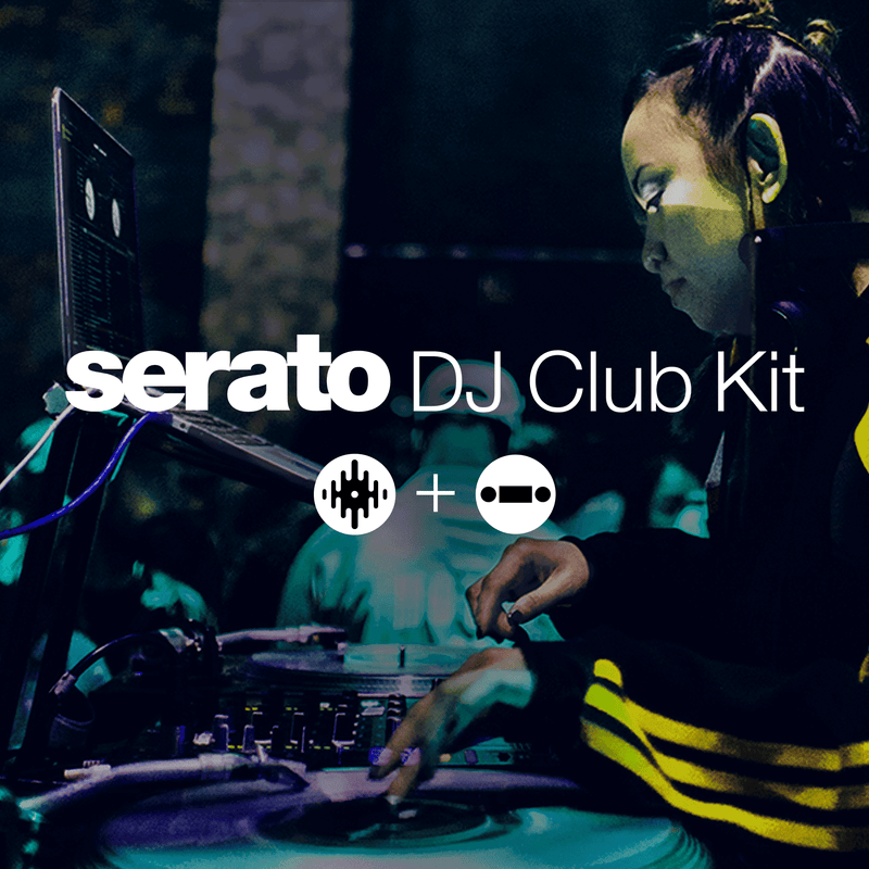 Serato DJ CLUB KIT Software License
