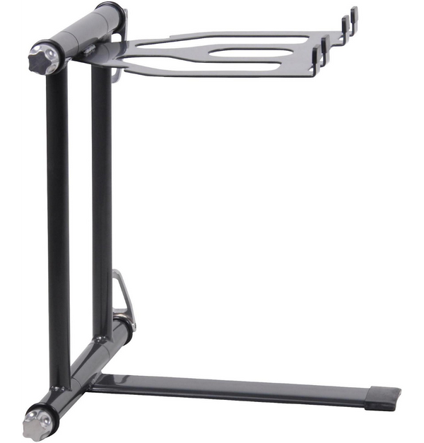 Crane Stand Plus Laptop & DJ Gear Stand Graphite