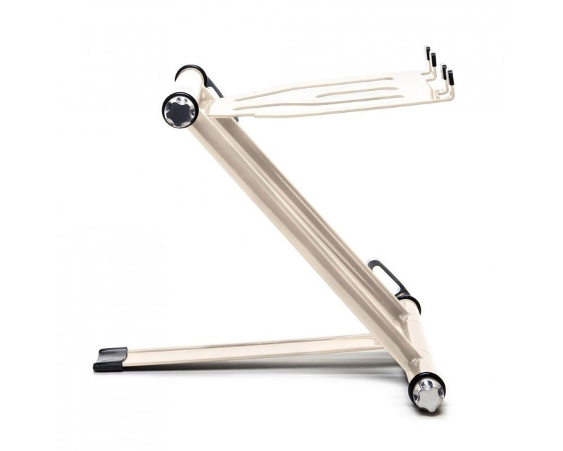 Crane Stand Plus Laptop & DJ Gear Stand Light Tan