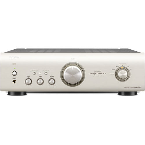 Denon PMA-1520AE Stereo Integrated Amplifier (Silver, Black)
