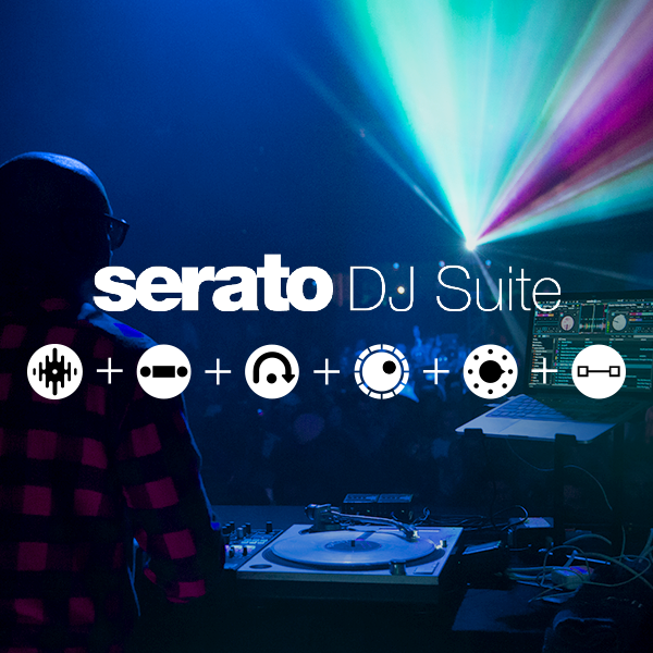 Serato DJ SUITE Software License