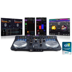 Hercules UNIVERSAL DJ Controller with Bluetooth