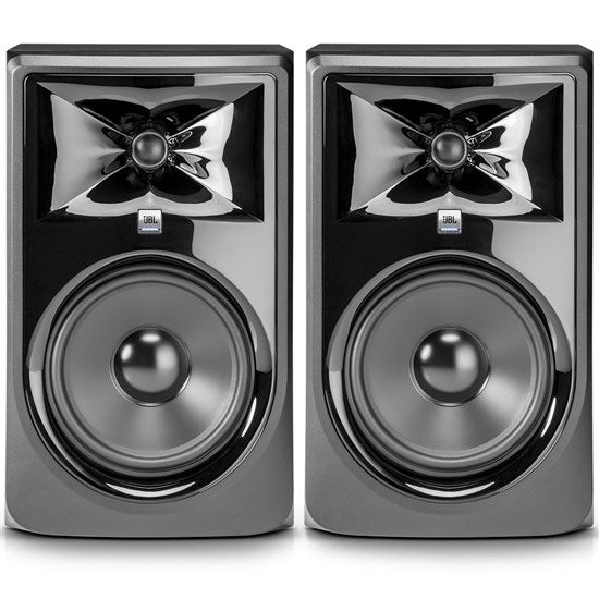 "JBL 308P MKII 8"" Powered Studio Monitors (Pair)"