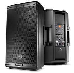 "JBL EON612 Powered 12"" Two-Way PA Speaker (Single)"