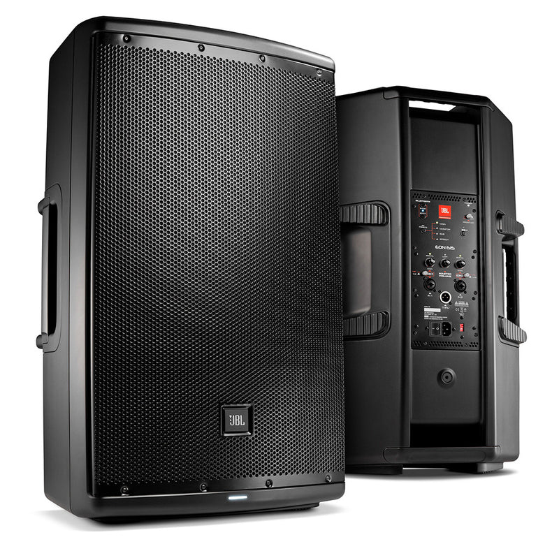 "JBL EON615 Powered 15"" Two-Way PA Speaker (Single)"