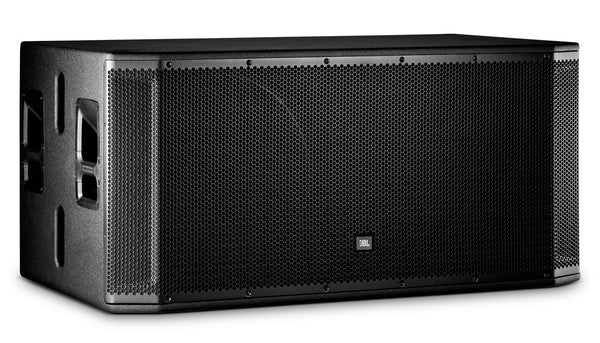 "JBL SRX828SP 2KW Dual 18"" Self-Powered Subwoofer System with DriveCore Technology"