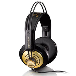 AKG K121 Studio Home Recording Headphones