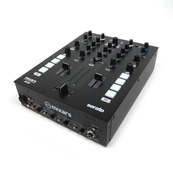 Mixars DUO MKII Mixer for Serato DJ with Galileo Fader