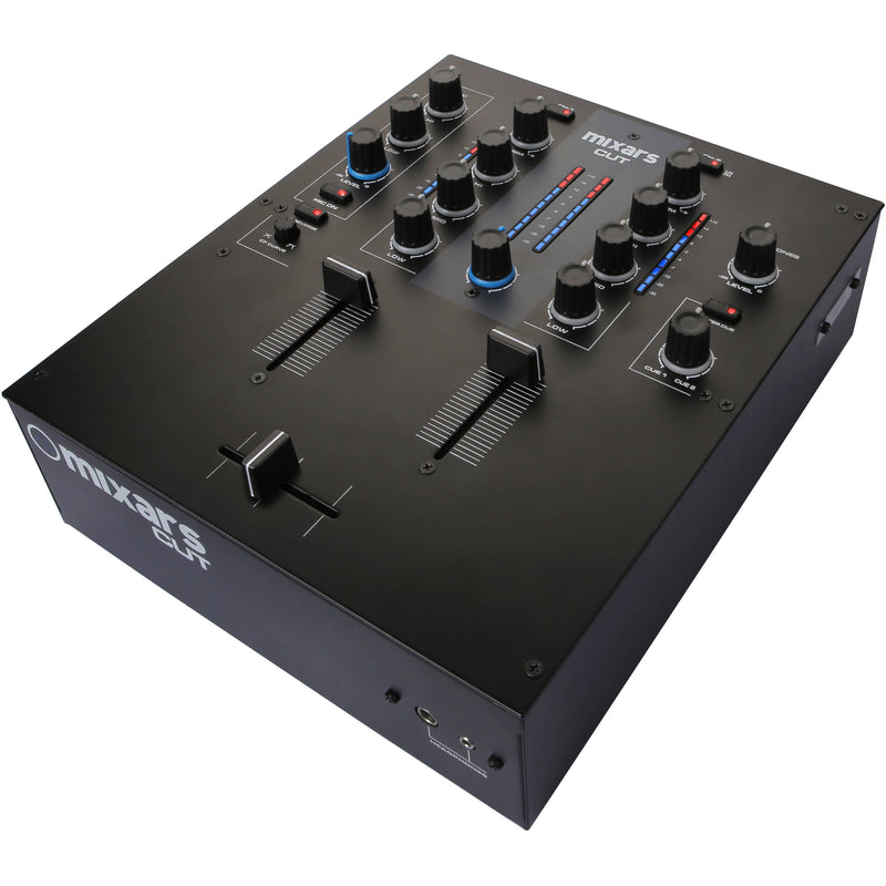Mixars CUT  2-Channel Battle Mixer with built in Mini-Innofader