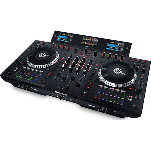 Numark NS7III 4-Channel DJ Performance Controller for Serato DJ