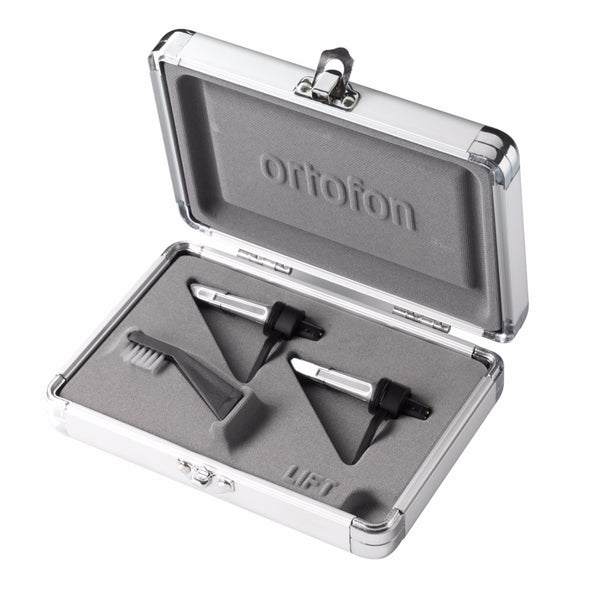 Ortofon Concorde Serato S-120 Twin Cartridge Set with Case