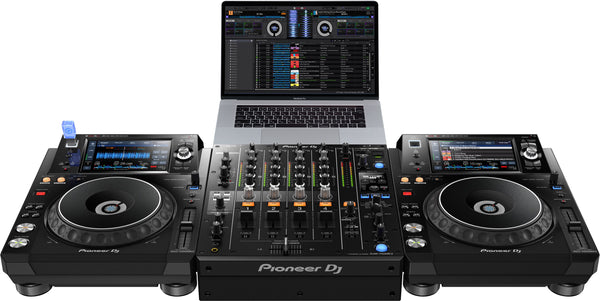 Pioneer XDJ-1000 MK2 with DJM-750MK2 Digital Package PRE-ORDER
