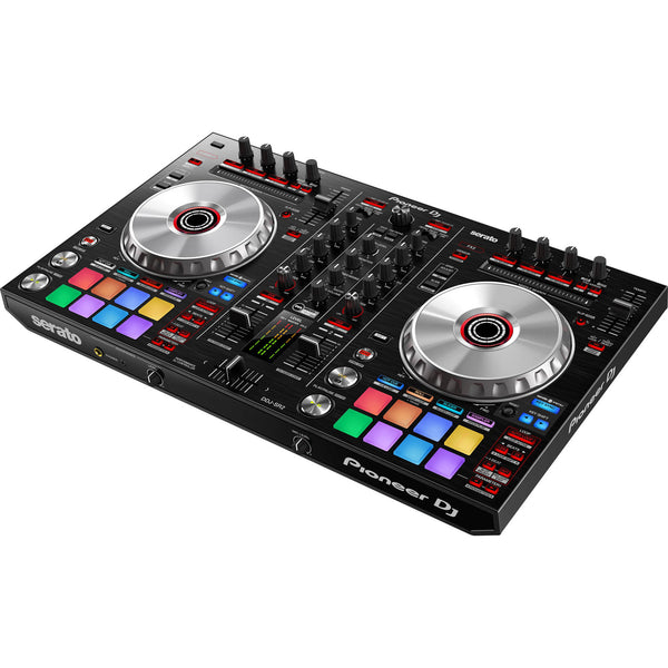 Pioneer DDJ-SR2 2-Channel Controller for Serato DJ (optional UDG Flight Case)