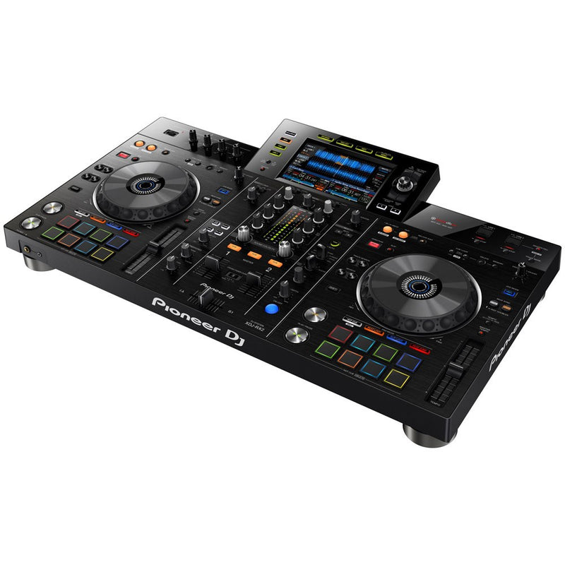 "Pioneer XDJ-RX2 All-In-One Rekordbox DJ Controller with 7"" Display Screen (optional Road case) PRE-ORDER"