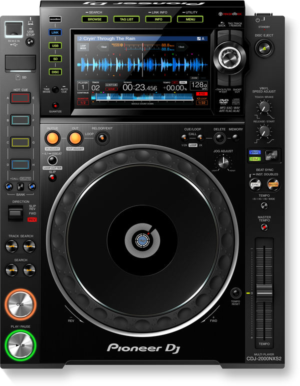Pioneer CDJ-2000NXS2 Professional Media Player PRE-ORDER