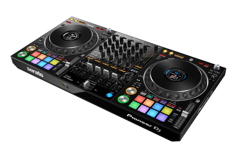 Pioneer DDJ-1000SRT 4-Channel Performance Controller for Serato DJ Pro  (Optional UDG Shell Case or Flight Case)