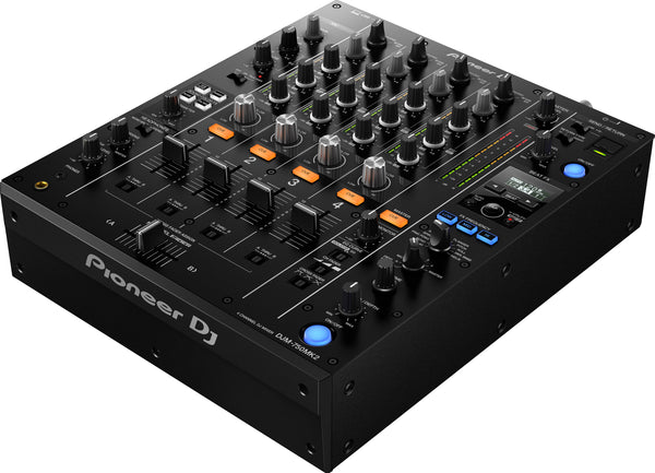 Pioneer DJM-750MK2 Professional 4-Channel DJ Mixer with Rekordbox DJ and Rekordbox DVS