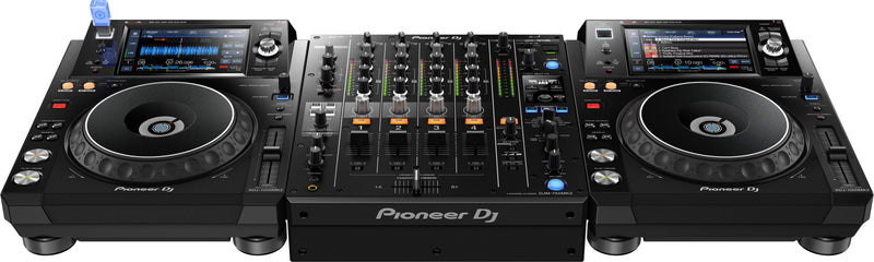 Pioneer XDJ-1000 MK2 with DJM-750MK2 Digital Package