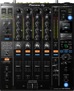 Pioneer DJM-900NXS2 4-Channel Digital Mixer