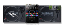 Technics SL-1210MK7 Turntable X Pioneer DJM-S9 Battle Mixer for Serato DJ Package