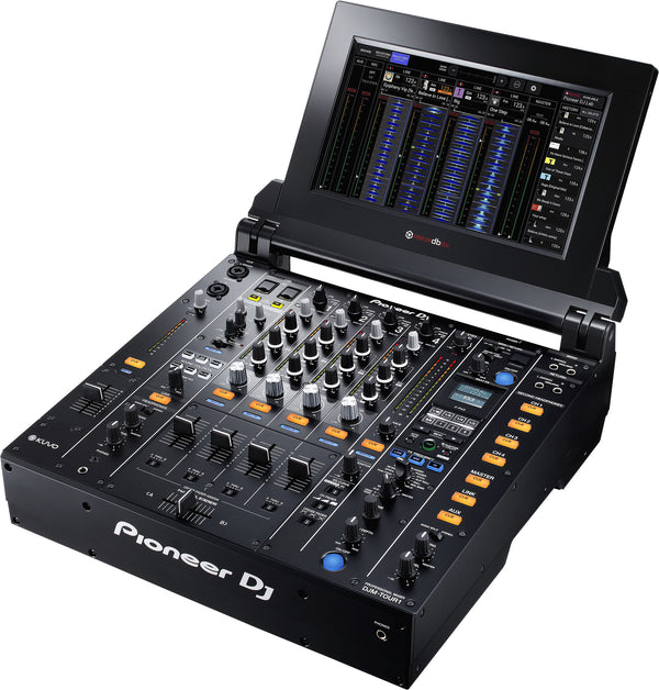 Pioneer  DJM-TOUR1 Tour system 4-Channel Digital Mixer with fold-out Touch Screen