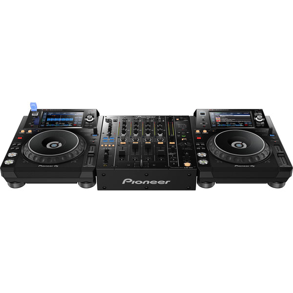 Pioneer XDJ-1000 MK2 with DJM-900NXS2 Digital Package