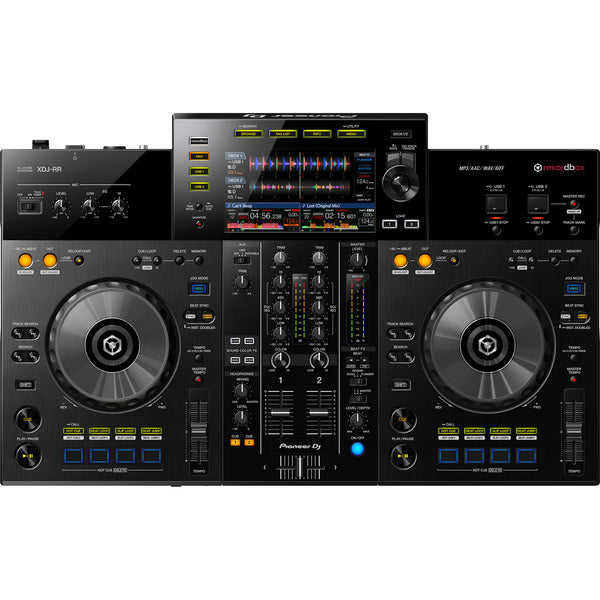 Pioneer XDJ-RR All-In-One DJ Systems for Rekordbox