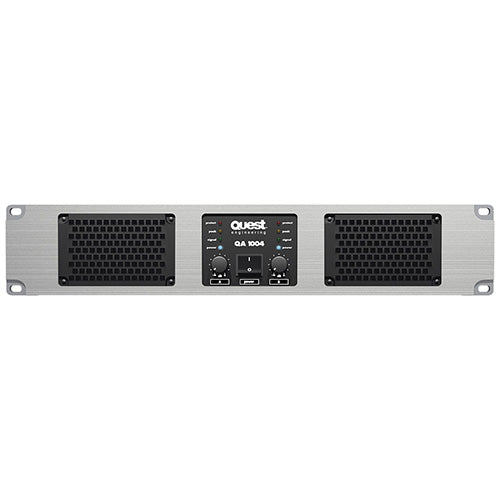 Quest QA1004 Power Amplifier