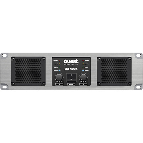 Quest QA4004 Power Amplifier