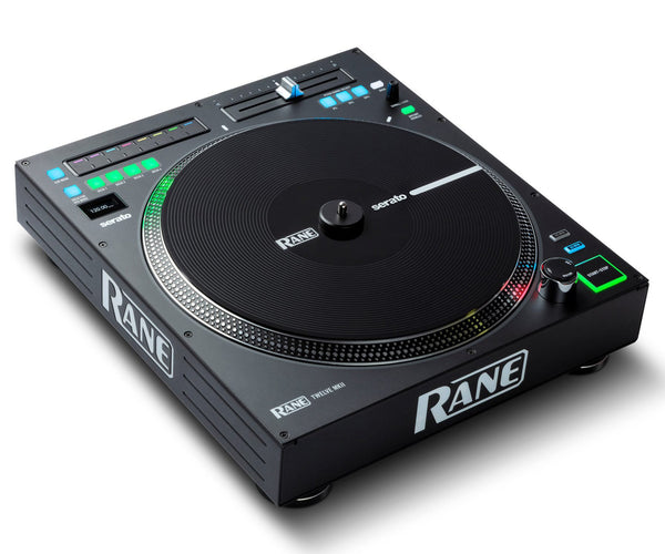 Rane TWELVE MKII 12-inch Motorised Turntable Controller IN STOCK