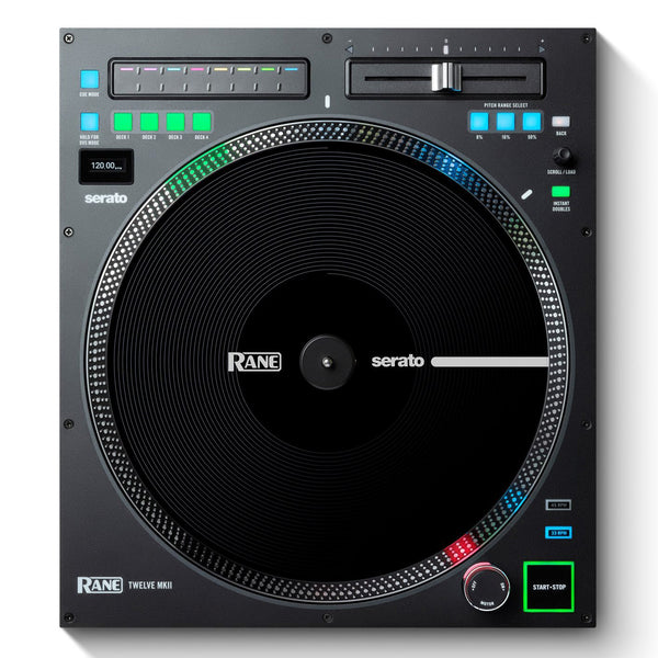 Rane TWELVE MKII 12-inch Motorised Turntable Controller