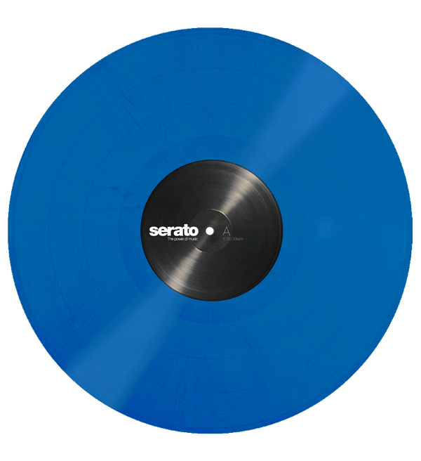 Serato Performance Series Control Vinyl Blue (Pair)