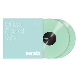 Serato Performance Series Control Vinyl Glow in the Dark (Pair)