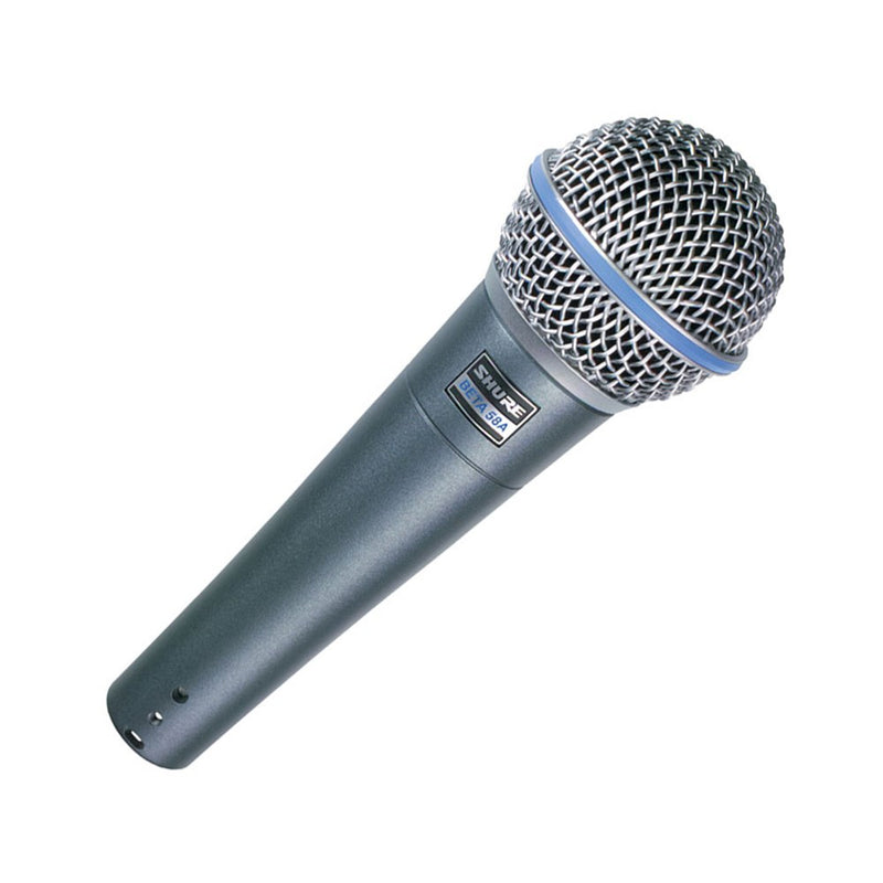 Shure BETA 58A Live Vocal Microphone | NZ AUTHORISED