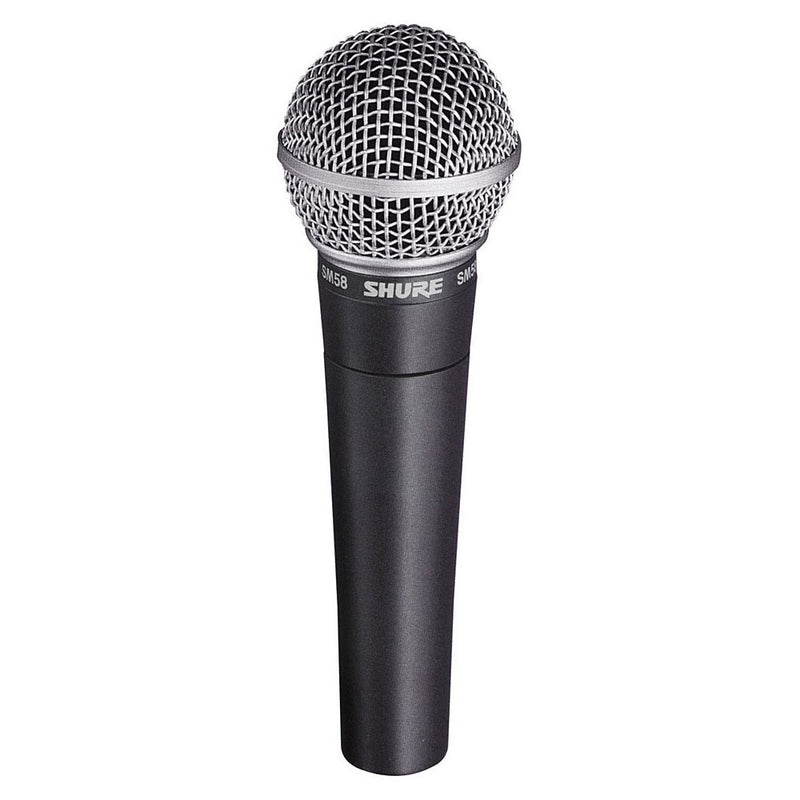 Shure SM58 Professional Live Vocal Microphone NZ AUTHORISED