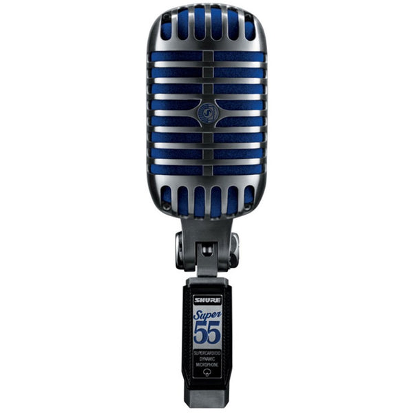 Shure Super 55 Deluxe Cardoid Vocal Microphone | NZ AUTHORISED