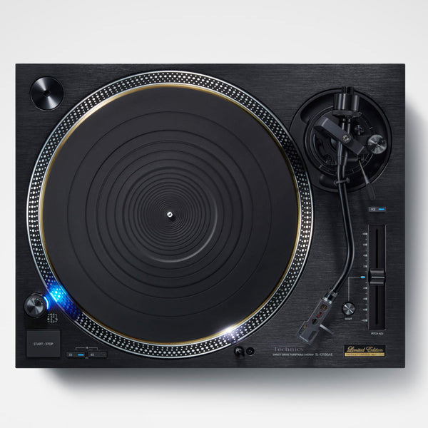 Technics SL-1210GAE 55th Anniversary Limited Edition Direct Drive Turntable LTD STOCK