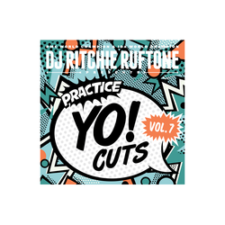 DJ Ritchie Rufftone PRACTICE YO! CUTS Vol.7 REMIXED 7 Inch Battle Record