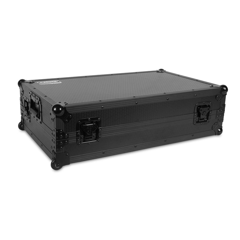 UDG Ultimate FLIGHT CASE Pioneer XDJ-RX2 Black MK2 Plus (Wheels)