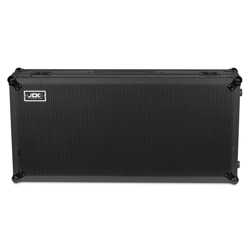 UDG Ultimate FLIGHT CASE Set Rane Twelve & Seventy-Two Black Plus (Wheels)
