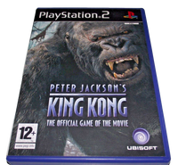Peter Jackson's King Kong PS2 PAL *Complete* (Preowned)