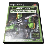 Army Men Green Rogue PS2 PAL *Complete* (Preowned)