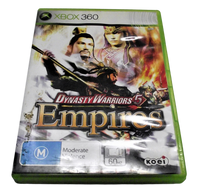 Dynasty Warriors 5: Empires XBOX 360 PAL (Preowned)