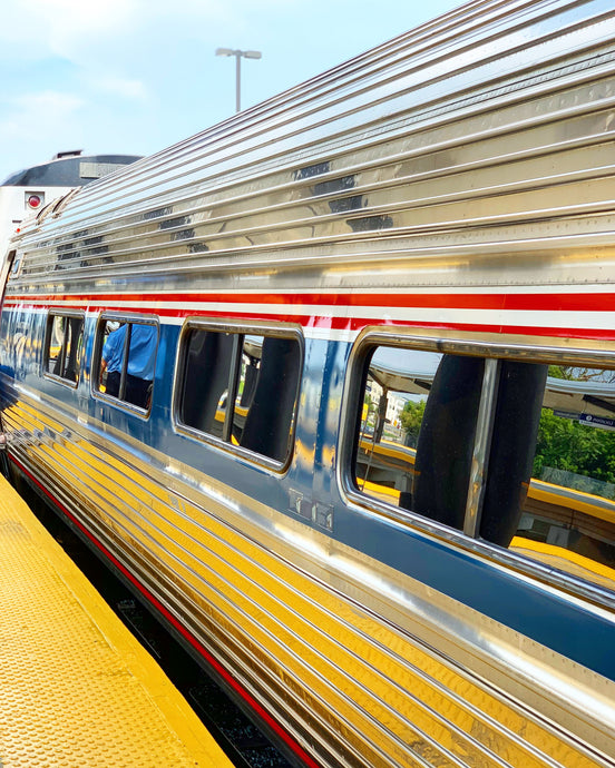 6 Reasons to Take the Train from Albany-Rennesalaer to NYC