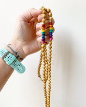Load image into Gallery viewer, Rainbow Mala Beads