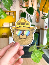 Load image into Gallery viewer, Smokey the Queer Sticker